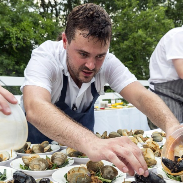 Chef Chris Kleyla