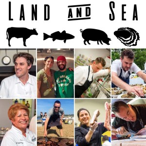 Land & Sea Summer Farm Culinary Series