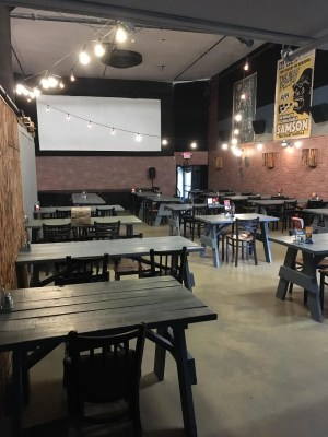 Federal Hill Pizza market space