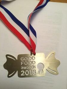 Good Food Awards 2018