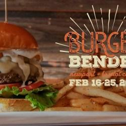 Newport Burger Bender 2018