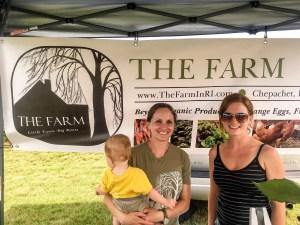 The Farm at Blackbird Farm Farmers Market 2017