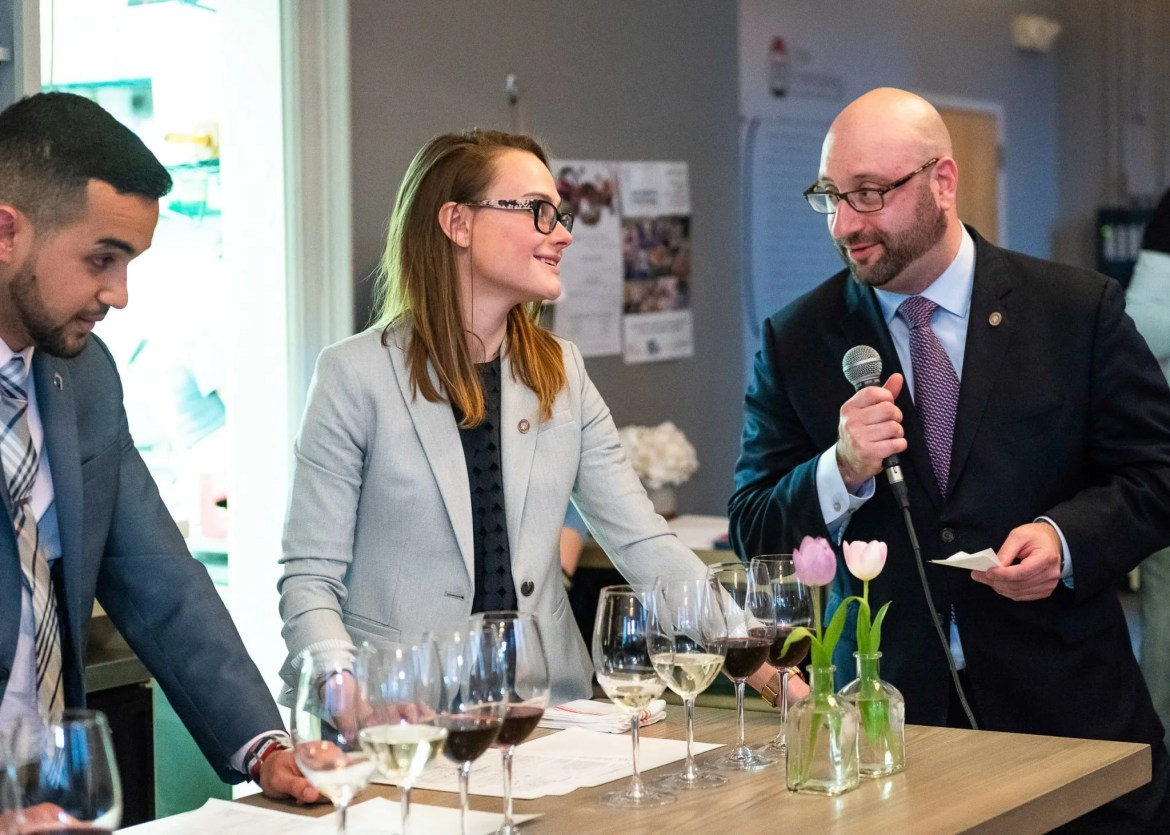 2018 Sommelier Punchdown, photo by JWessel Photography