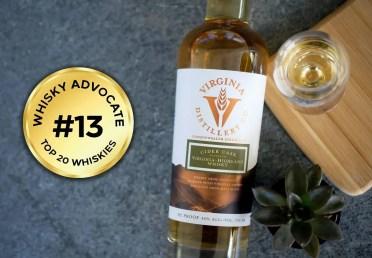 Virginia Distillery Company Cider Cask Finished Virginia-Highland Whisky