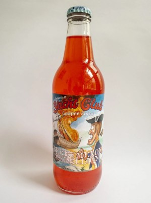Yacht Club Bottling Works Berrymelon Rebellion bottled