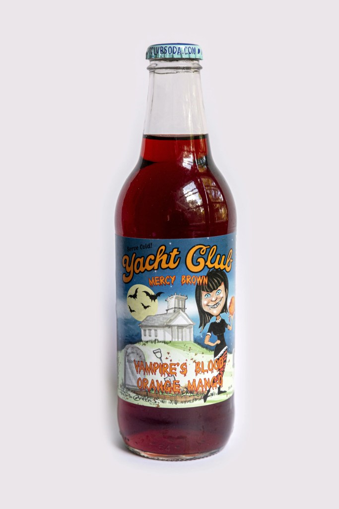 "Yacht Club Bottling Works Releases Seasonal Limited Release ""Mercy Brown"""