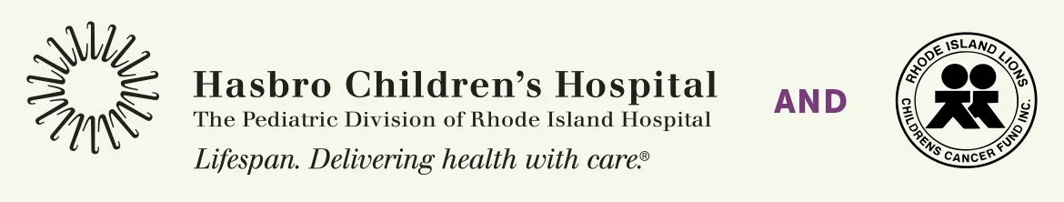 Hasbro Children's Hospital Healing Arts Program and Rhode Island Lions Children's Cancer Fund