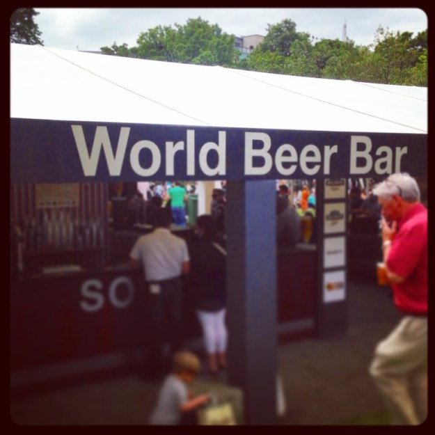 World Beer Bar