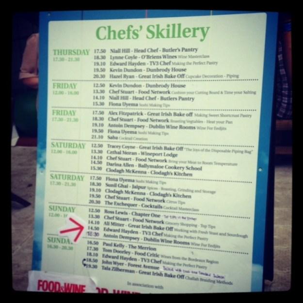 Chefs Skillery