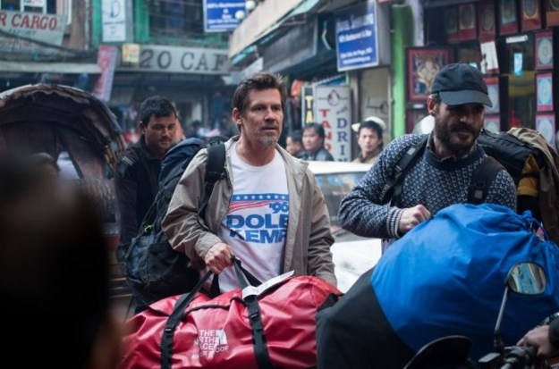 Josh Brolin as Beck Weathers