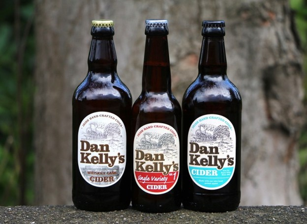 Dan Kelly's Cider - 3 Varieties