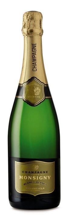 Veuve Monsigny Champagne Blanc De Blanc