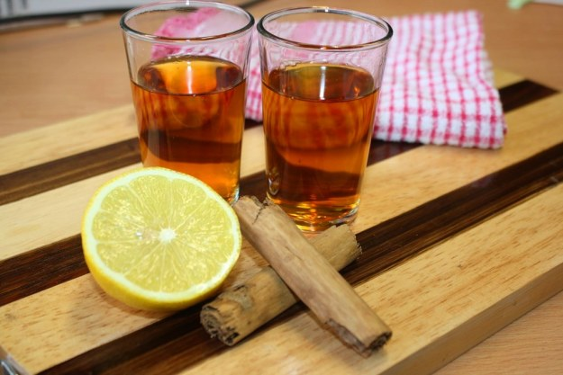 Honey Vokda Shots