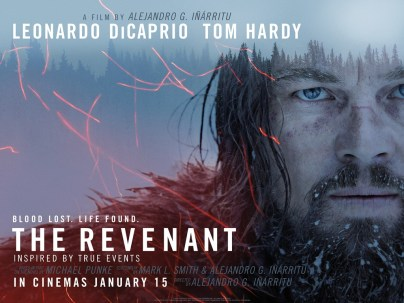 movie the revenant review
