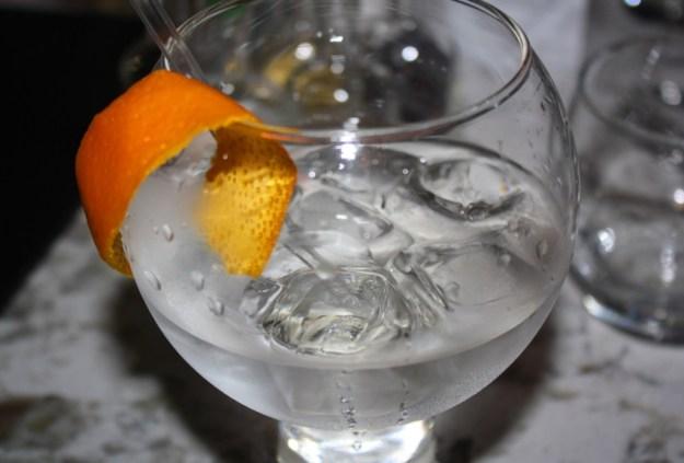 Deconstructed Shortcross Gin & Tonic