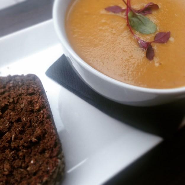 Veg & Curry Soup