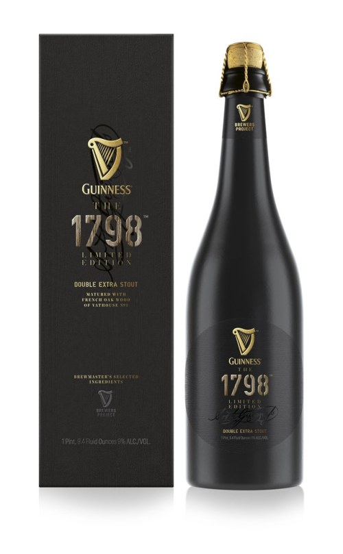 Guinness Signature 1798 Double Extra Stout