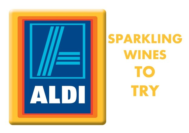 Sparkling Wines from Aldi