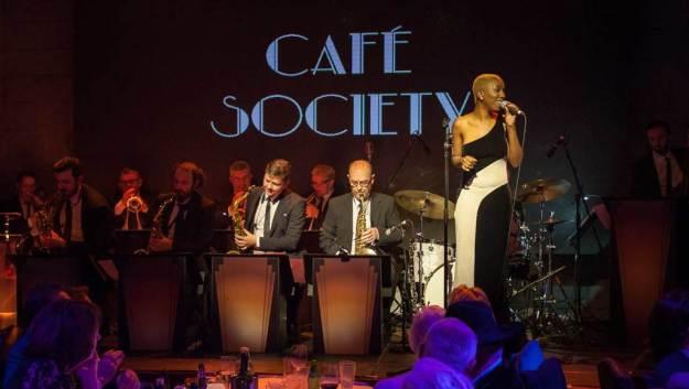 Café Society at Number 22