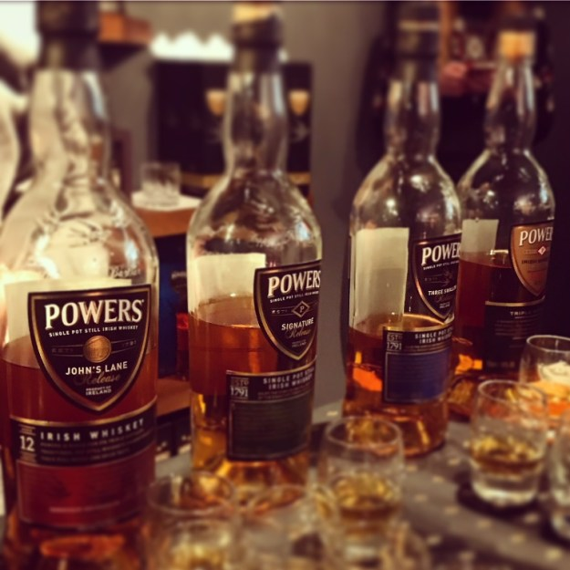 Powers Whiskey Pop Up