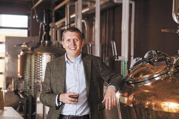 Adam Johnson of the Kentucky Bourbon Trail