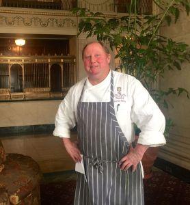 Chef Josh Bettis