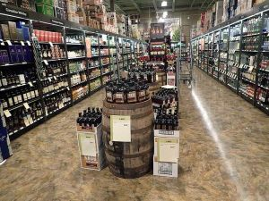 Yes, plenty of bourbon to choose from