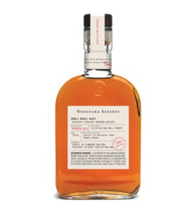 Double Double Oaked Woodford Reserve. By far my favorite whiskey from Woody.