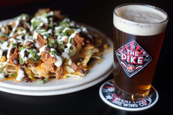 4. Nachos & Space Needle IPA A