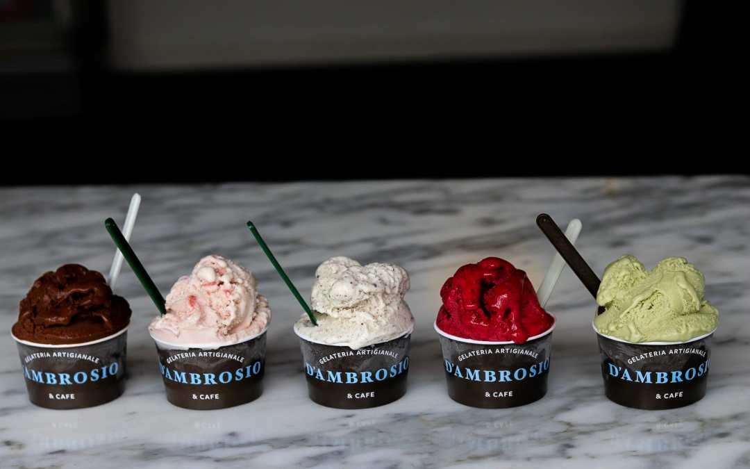 D'Ambrosio Gelato: My Newest Obsession in Seattle