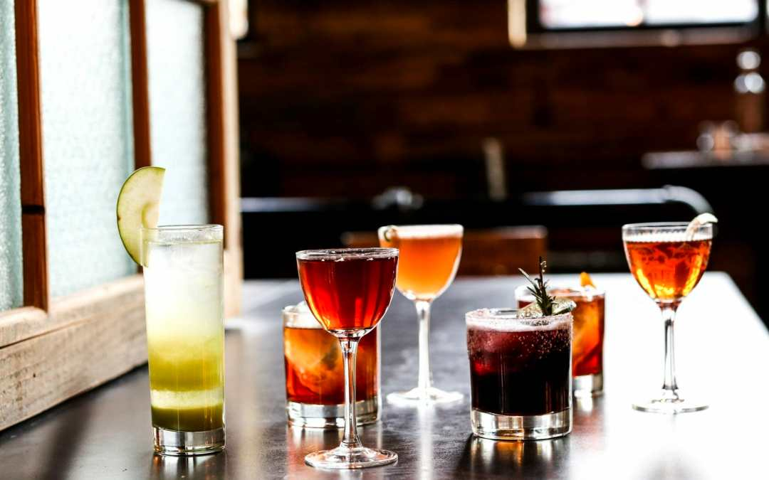 Sip on These Stunning Fall Cocktails at Soi