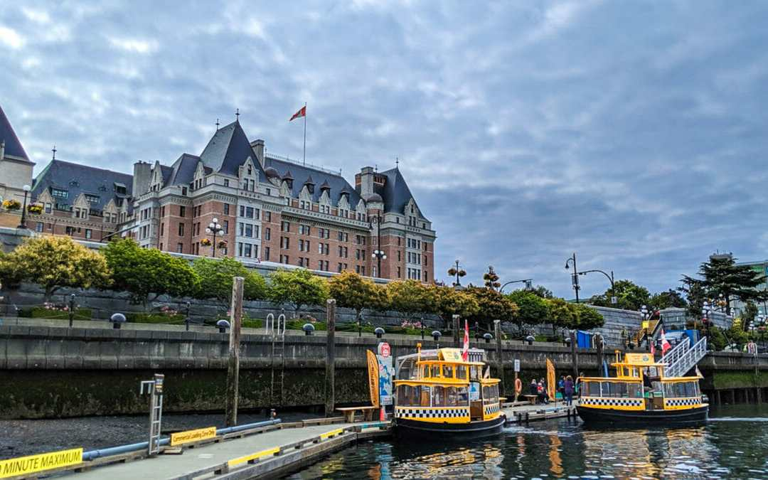 Where to Eat and Drink in Victoria, BC!