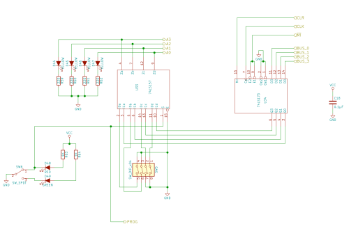 small resolution of schematic of the memory address register