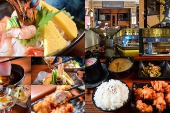 桃園日式料理推薦 御食町日式料理 隱身巷弄內的平價日式食堂
