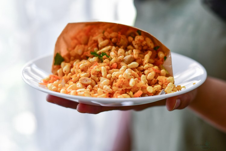 Churumuri | Spicy Puffed Rice 1