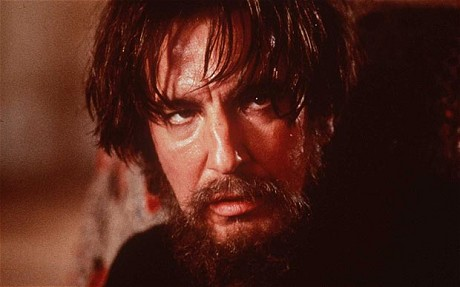 Alan Rickman rasputin