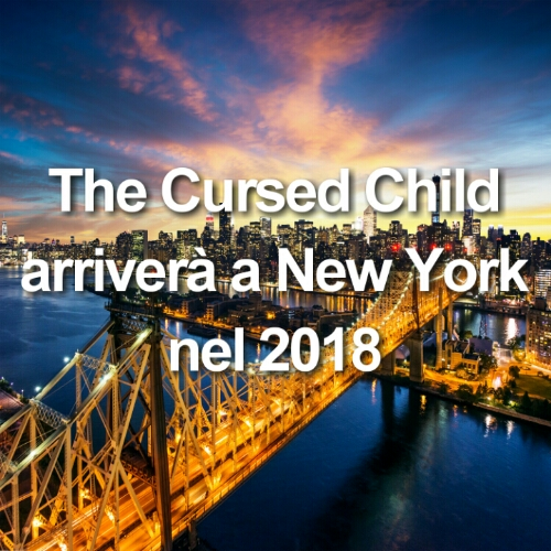 The Cursed Child NYC