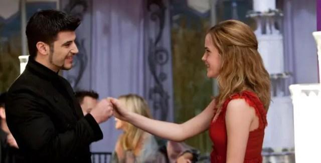 donne - hermione e viktor