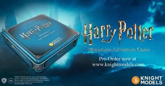 knight models nuovo gioco miniature HP