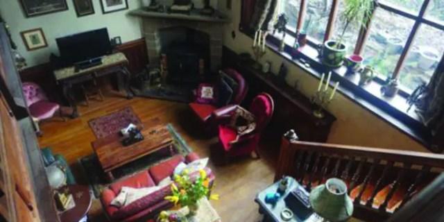 Casa salotto