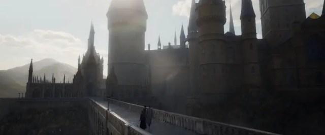 hogwarts crimini di grindelwald