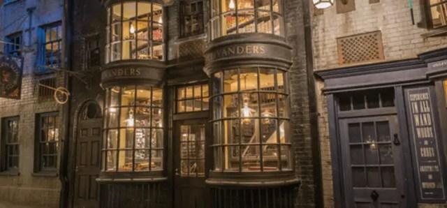 Locali: Gryffindor Public House