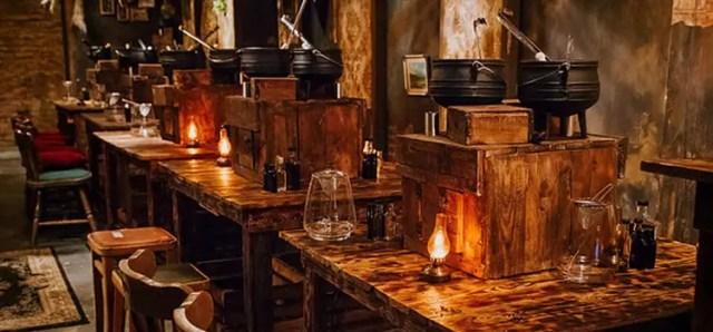 Locali: The Cauldron di Londra