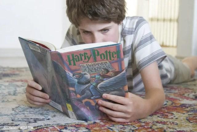 fan di harry potter