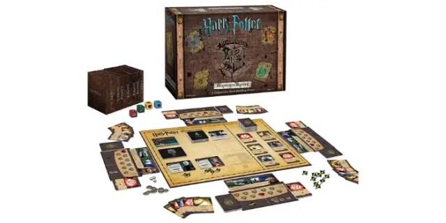 Harry Potter Hogwarts Battle (giochi da tavolo)