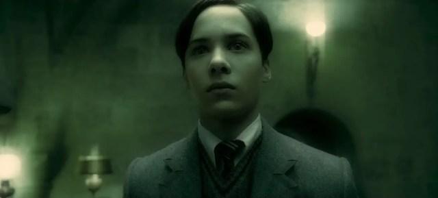 Harry Potter e il Principe Mezzosangue: Tom Riddle adolescente