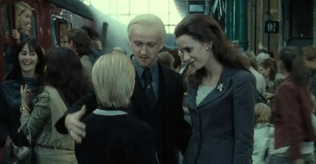 Personaggi: Draco e Scorpius