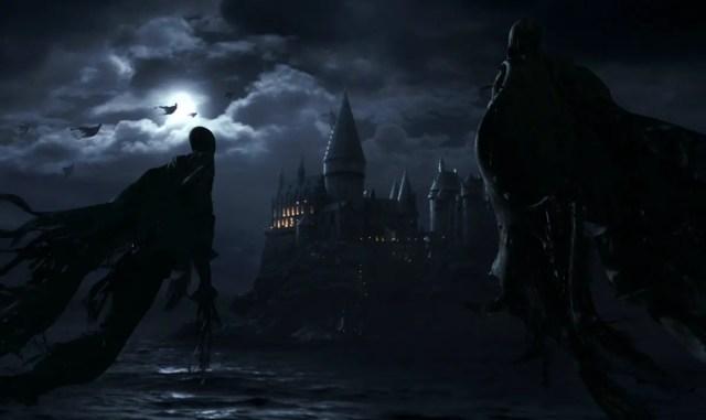 Foto Dissennatori a Hogwarts