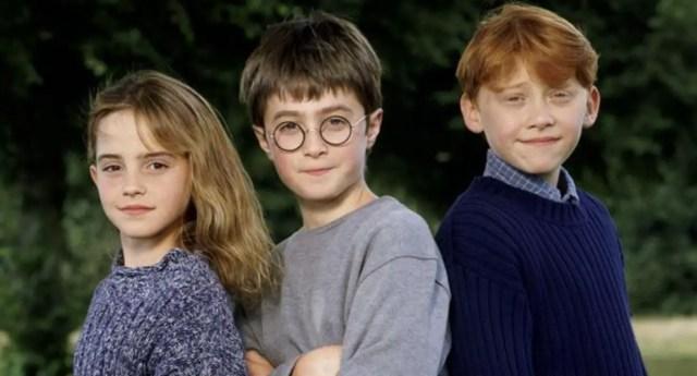 Cast Daniel Radcliffe, Emma Watson, Ruoert Grint