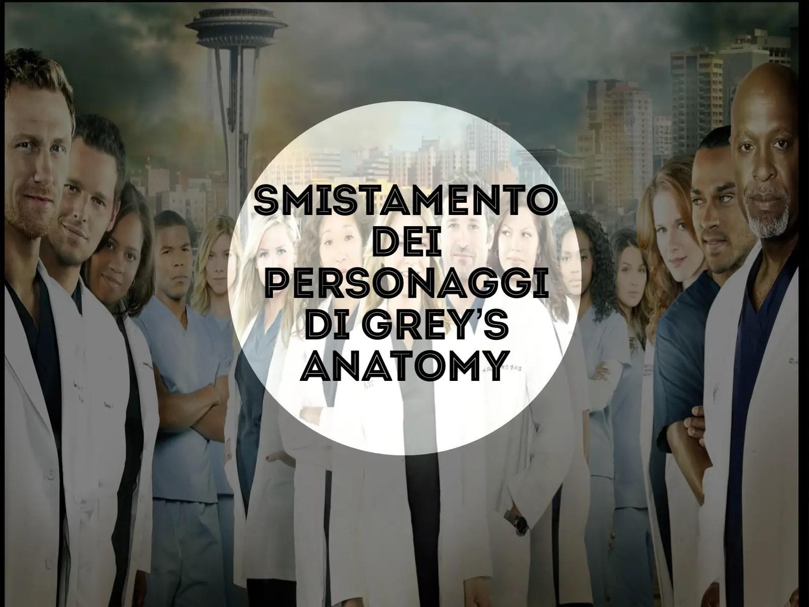Grey's anatomy, rifatta